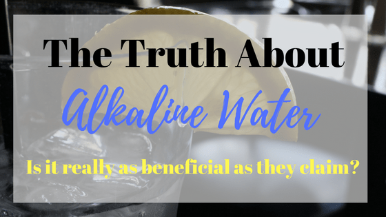 health | nutrition | alkaline water | hydration